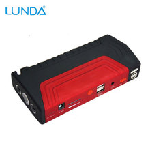 LUNDA 12V Mobile battery pack jump starter Car Charger Portable Mini Car batteres Booster Phone Notebook Power Battery(China)