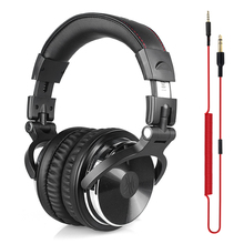 Professional DJ Headphones Studio Monitor DJ Headphones Wired Stereo Headset Gaming Headset For Phone Computer PC PS4 Xbox one