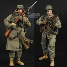 12inch SS069 World War II The U.S.Army Infantry Division 1/6 Model Korean War Soldier Set Figures Action Toy