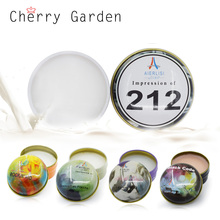 Portable Solid Perfume 15ml for Men Women Original Deodorant Non-alcoholic Fragrance Cream MH011 13-24