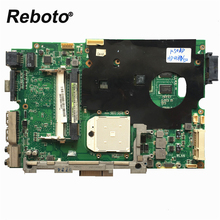 Reboto High quality For Asus K50AD Laptop motherboard K40AB MAIN BOARD REV:2.3 HD 4570 512MB 100% Tested Fast Ship(China)
