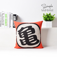 Childhood Memories Linen Throw Pillow Cushion Baby Children's Room Wholesaler Bedding Decoration Hot Gifts(China)
