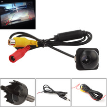 Waterproof HD Night Vision Car Parking Rearview Camera 170 Wide Angle 420TVL 13.5mm Color Auto Reverse Backup Rear View Camera(China)