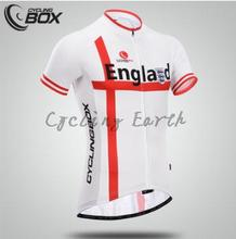 Cbox 2015 Brazil/spain/england short sleeve cycling jersey pro shirt bicycle clothes jersey Shirt,gel pad,3D Silicone!(China)