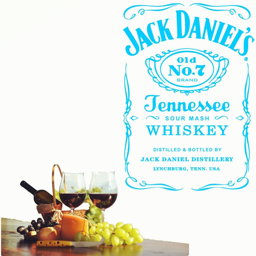 HTB1cNLTiQZmBKNjSZPiq6xFNVXaJ - YOYOYU Wall Decals Jack Daniels JD Wall Art Sticker