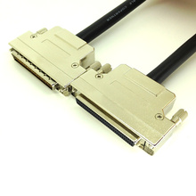 HPDB68 SCSI Cable HPDB 68 Pin Male to Female M/F Extension Cable Line Professional Customization