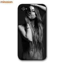 minason lindsay lohan punk rock Phone Cover case for iphone 4 4s 5 5s 5c 6 6s 7 8 plus samsung galaxy S5 S6 Note 2 3 4 H3101(China)