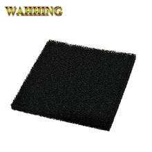 10PCS High Quality Black Activated Carbon Filter Sponge For 493 Solder Smoke Absorber ESD Fume Extractor HY1272(Hong Kong)