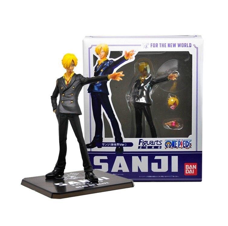 One Piece Sanji Figuarts ZERO Action Figure Japanese Anime Figure pvc 15CM Model Toys free shipping<br><br>Aliexpress