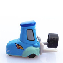 Blue Forklift Mini Guido with Tyre Disney Pixar Cars Diecast Metal Model Alloy Toys Children Gifts 1:55 Loose(China)