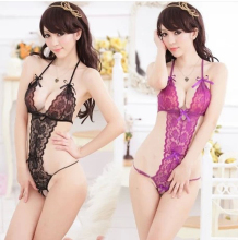 Sexy lingerie women sex products new cotton solid langerie plus size lingerie sexy lingerie clothes color three point lace S03