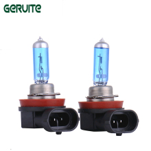 2pcs 12V 55W 6000K H11 Car Fog Light Bulb Lamp Super White Halogen Car Auto Head Lamp H11 Car Styling for Car Headlight Bulb
