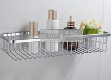 high quality stainless steel bathroom shelves, bathroom shelving(China)