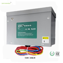 SANYI AMANDLA 200AMPS 100KW Power Saver Three Phases Free Energy For industrial and factory Electricity Energy Saving Box