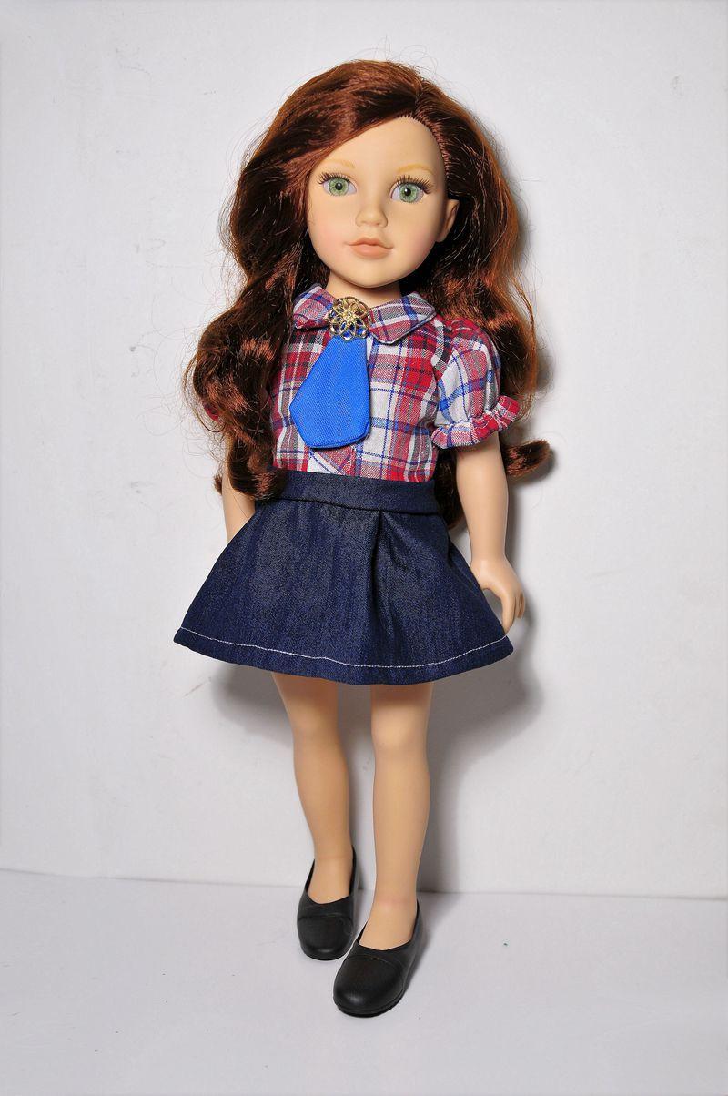 Igapäevane või pidulik kleit nukule