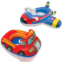 Top Quality New Baby Float Inflatable Swim Ring Seat Support life buoy Pool Float Cartoon  Swimming Ring flotadores para piscina