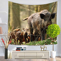 Tapestry-Polyester-Wall-Tapestry-Wild-Boar-Tapestry-Home-Decoration-Carpet-Mandala-Toalla-Playa-Hippie-Tapestries-Home