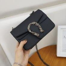 New Luxury Brand Famous Designer Matte Chain Shoulder Crossbody Bags Women  Purse and Handbags Clutch Flap Bolsa Feminina Gg Bags 0bab54543b11