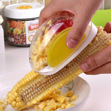 High Quality Corn Stripper Cob Remover Cutter Corn Shaver Corn Peeler Cooking Tools Kitchen Accessories New Easy Handling(China)