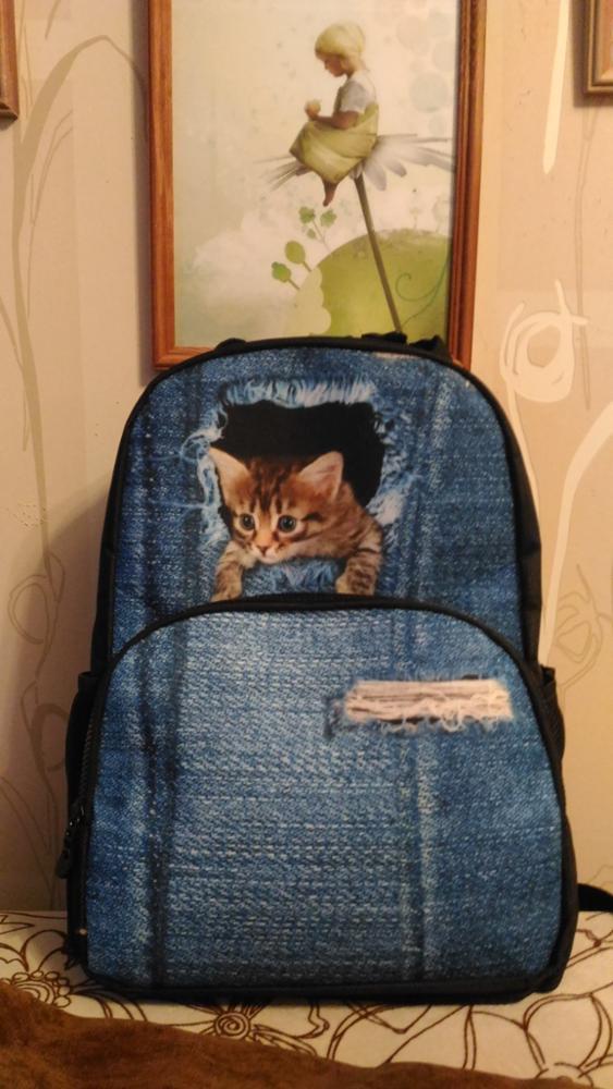 Jeans-Cat-Printing-Backpack-Women-Fashion-Backpacks-for-Teenager-Girls-School-Shoulder-Book-Bags-Felt-Bagpacks