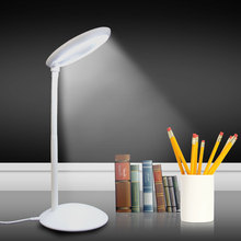 Long capacity rechargeable LED desk lamp children's learning eye protection lamp desk myopia prevention dormitory light