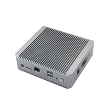 Mini Computer Desktop Celeron J1900 Quad Core Micro PC 2 LAN HDMI VGA  SSD Wifi 2/4/8GB RAM Support custom