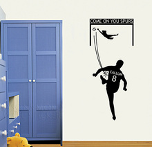 Goal  Wall Decal Art Stickers lounge living room bedroom nursery playroom for home wallpaper  art 60*140CM Free shipping