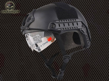Emerson Airsoft paintball Base Jump Helmet Masks protective goggles military Tactics helmet Wholesale Retail(China)