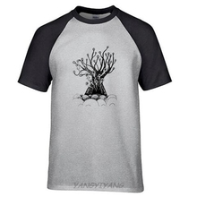 tshirt big size Radiohead The Daily Mail Staircase Men Shirts Round Neck Design t shirt Sunlight Fit t-shirt men raglan sleeve