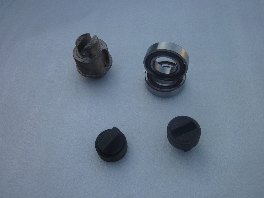 Lijia SL3105ABT2S for tractor like JM454, set of bearing, hydraulic transmission shaft and sliding block <br>