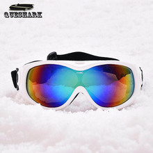 Men Women Children Boys Girls Kids Ski Snowboard Glasses Skiing Sunglasses Kid's Winter Single layer Skate Anti-UV Ski Goggles(China)