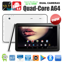 10 inch Quad Core tablet pc 2GB RAM 32GB ROM Android 6.0 OS HDMI Dual Camera Google Play Store tablet 10 10.1  DHL Free Shipping