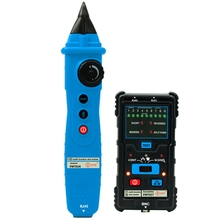 BSIDE FWT01 Wire Tracker Multifunctional Handheld Network LAN Ethernet Finder Meter Telephone Line Cable Testing Tool Instrument(China)