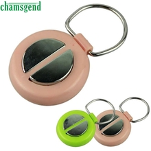 CHAMSGEND 2017 Funny Electric Shocking Hand Buzzer Shock Classic Joke Prank Trick Novelty Toy DropShipping Feb27