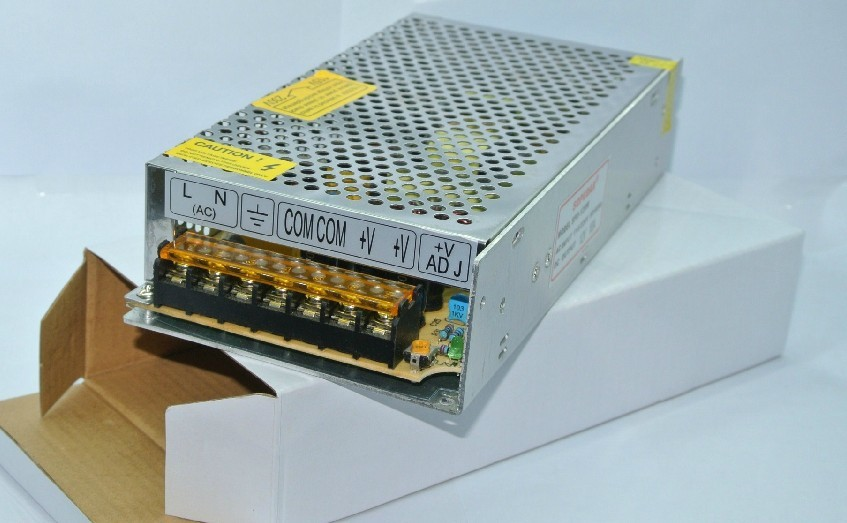 New Arrival 120W 12V 10A cctv power supply Free shipping <br><br>Aliexpress