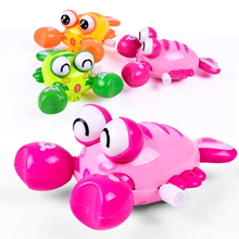 Children Creative Cartoon Toy Chain Lobster Spring Animal Clockwork Toys Gifts(China)