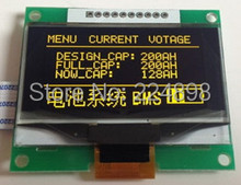 1.5 inch 10PIN Yellow OLED Screen SSD1305 Drive IC 128*64 SPI Interface(China)