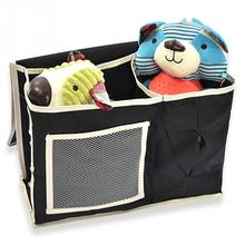 6 Pocket Bedside Storage Book Remote Caddy Bag Organizer Storage bag Magazines Remote Control Phone Tissue Holder Organizer