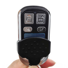 5 PCS/lot High Quality 4 Buttons Wireless Auto Copy Remote Control Duplicator 433Mhz For Rolling Door Key/Auto Garage Door Key(China)