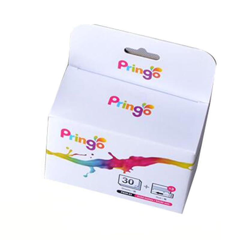 30 Sheets For Hiti Pringo P231 Professional Photo Paper for HITI Pringo P231 WiFi Portable Mini Printer<br>