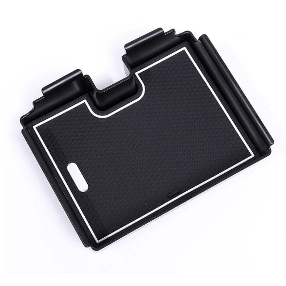 bandeja de pl/ástico Reposabrazos de consola central accesorios para 5 series G30 caja de almacenamiento para tel/éfono