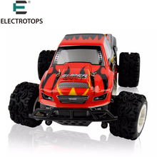 Hobby Monster Truck WLtoys A212 A222 A232 RC Car 1/24 Hight Speed Racing Electric 4WD RC Remote Control Drift Car Gift for Kids(China)