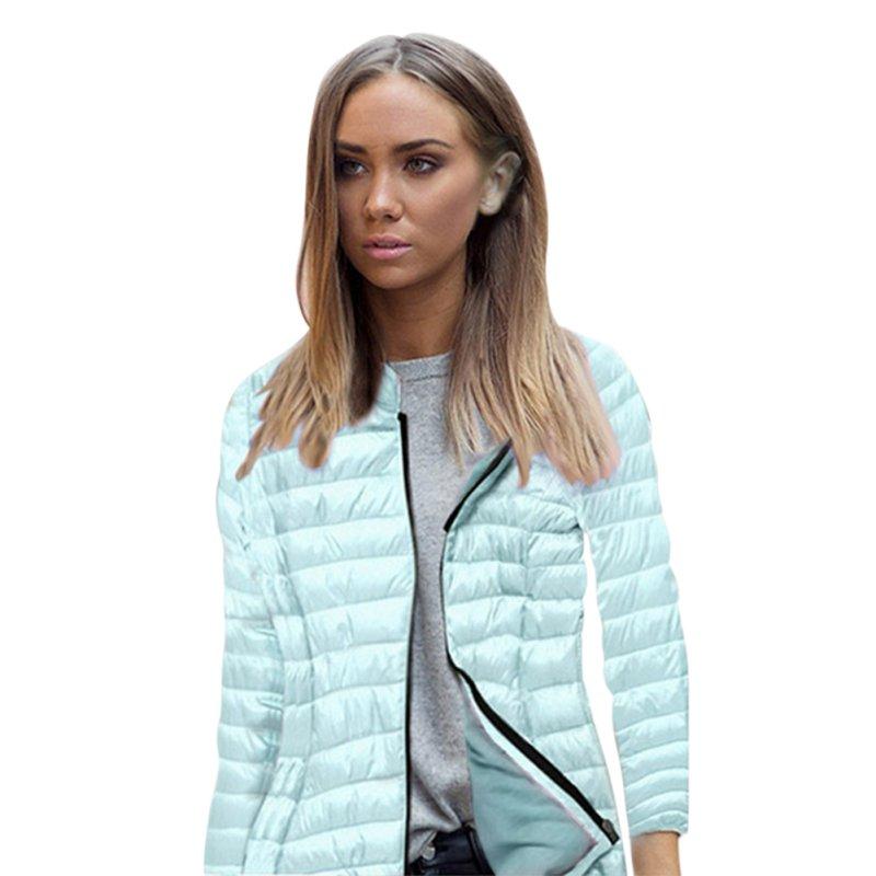 2017 Female Women Basic Coats Winter Zipper Hooded Jackets Overcoat Long-sleeved Casual Women Warm JacketsÎäåæäà è àêñåññóàðû<br><br>