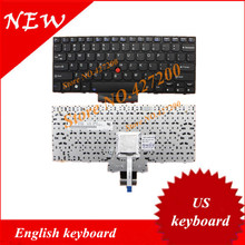 English keyboard FOR Lenovo Thinkpad X100E X120 X120E X100 E10 E11 45N2975 WITH FRAME With Point stick US keyboard(China)
