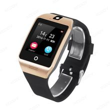 XGODY Q18S Smart Watch With SIM Card GSM Watch Phone SMS Call 1.54 inch Screen 400 mAh Anti-lost Laydies Men's Watch PK DZ09