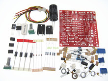 Adjustable 0-30V 2mA - 3A DC Regulated Power Supply DIY Kit Short Circuit Current Limiting Protection assembly parts