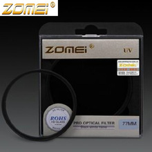 Zomei 49/52/55/58/62/67/72/77/82mm uv filter lens Protector Filter for canon nikon sony nex pentax Olmpus 500d 600d d 7100 d3100
