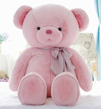 55cm Cute baby bear plush toy doll large teddy bear girl doll super soft big huge gift for girls(China)
