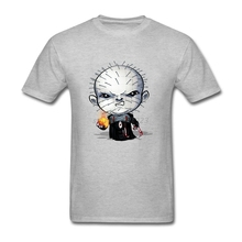 Men T-shirts Multi-color Short Sleeve Cotton Custom Tee Shirts Man Hellraiser Baby Group Brand Clothing