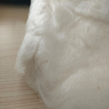 Short Staple 100% mulberry silk material fiber Eco-Friendly Healthy material for pillow filling 1 kg on sale(China)